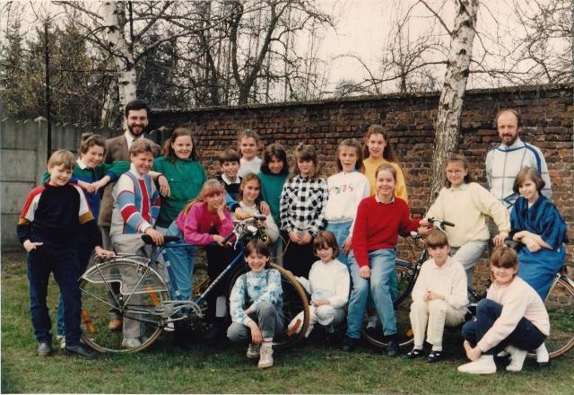 Oud-leerlingen 1985 - 1986